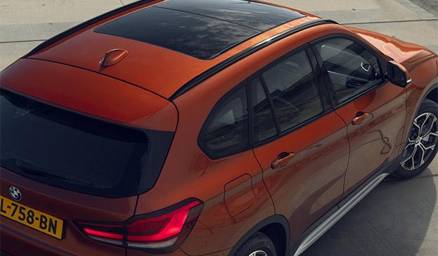 BMW X1 Orange Edition
