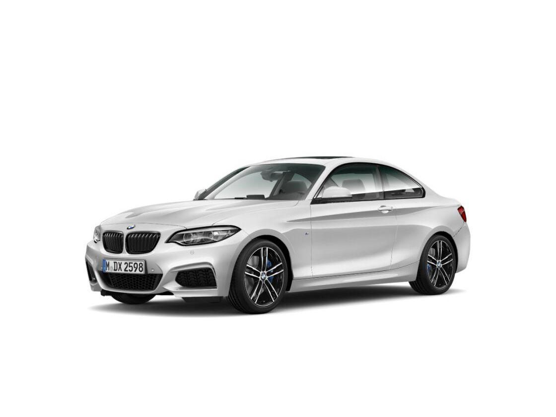 2 SERIE coupe sepcial