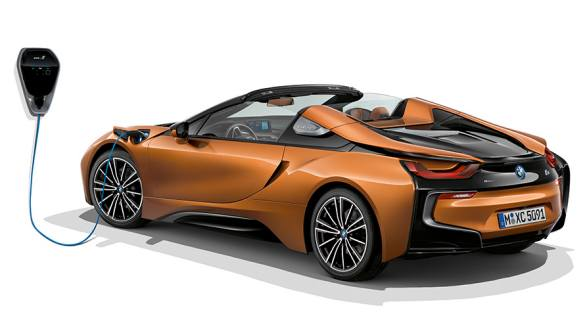 BMW i Wallbox i8