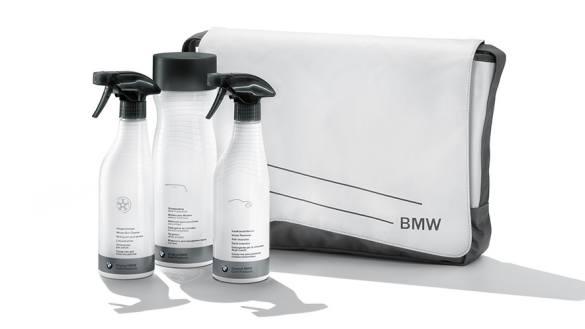 Reinigen van uw BMW